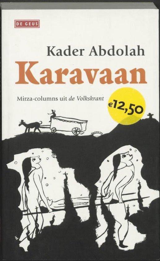 Cover van het boek 'Karavaan'