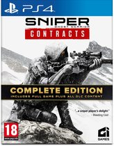 Sniper Ghost Warrior Contracts - Complete Edition - PS4