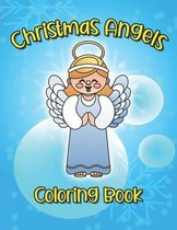 Christmas Angels Coloring Book