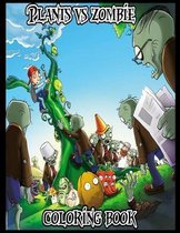 Plants Vs Zombie Coloring Book
