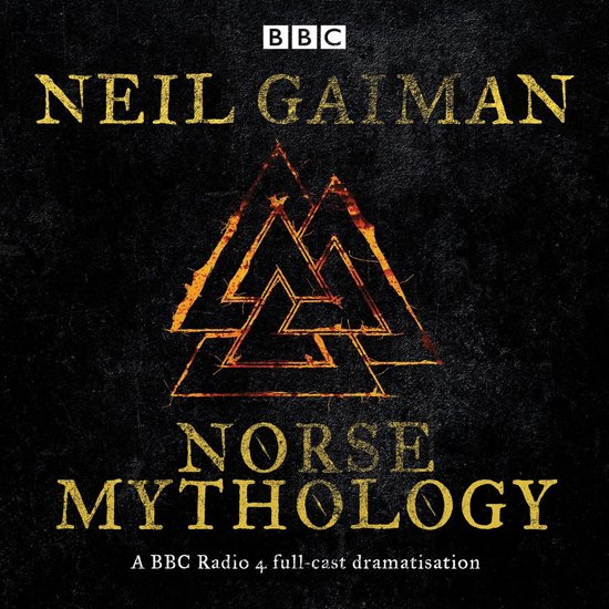 Boek cover Norse Mythology van Neil Gaiman (Onbekend)