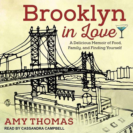 Boek cover Brooklyn in Love van Amy Thomas (Onbekend)