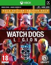 Watch Dogs Legion: Gold Edition - Xbox One & Xbox Series X