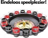 Alcohol Roulette Drank Spel - Drinking Game - Shotjes Roulette - Drinking Roulette - Party Spel - Shot Roulette - Drankspel - Cadeau Tip
