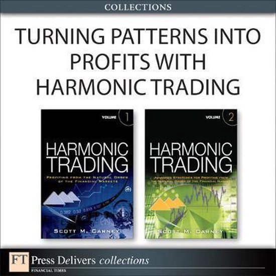 Boek cover Turning Patterns into Profits with Harmonic Trading (Collection) van Scott M. Carney (Onbekend)