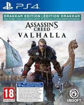 Cover van de game Assassin's Creed Valhalla - Drakkar Edition - PS4