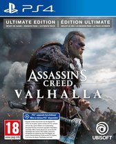 Assassin's Creed Valhalla - Ultimate Edition - PS4