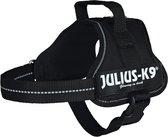 Julius K9 Powertuig/Harnas - Mini/49-67cm - S - Zwart