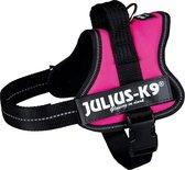Julius K9 Original Powertuig/Harnas - Fuchsia - S - Mini/49-67cm
