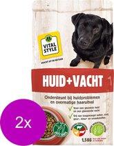 Ecostyle Vitaalcompleet Puppy & Junior Hondenvoer - 2 St à 1.5 kg