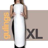 Rolkussen - Guling XL - met sloop - zand
