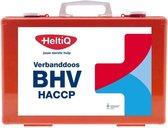 HeltiQ BHV Verbanddoos Modulair, HACCP (Oranje)