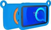 1T 7 16GB + blauwe bumper