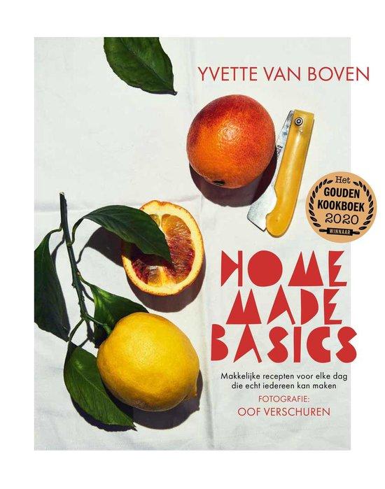 Boek cover Home Made Basics van Yvette van Boven (Hardcover)