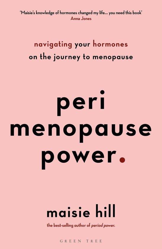 Boek cover Perimenopause Power van Maisie Hill (Onbekend)