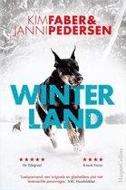 Boek cover Winterland van Kim Faber (Onbekend)