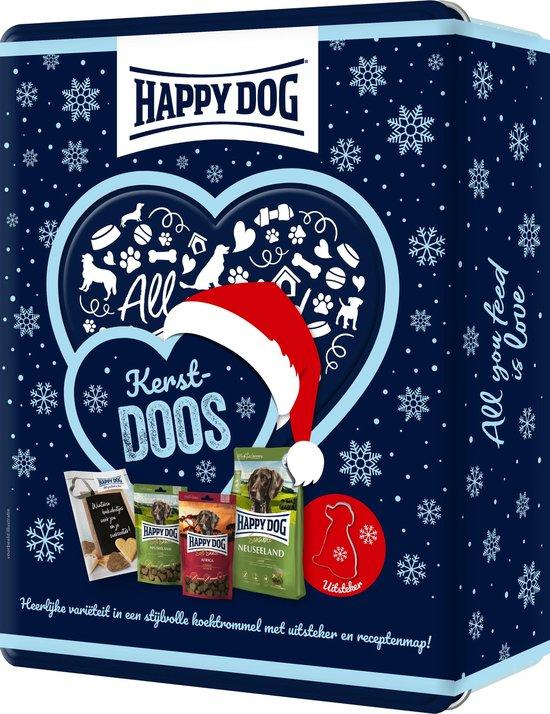 Happy Dog - Kerstcadeau voor honden - Kerstpakket Adult