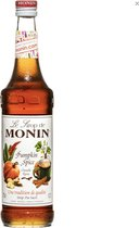 Pumpkin Spice koffiesiroop Monin