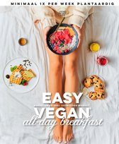 Easy Vegan All-day Breakfast