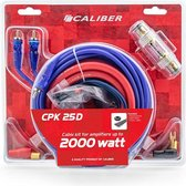 Caliber CPK25D - Kabelset 25mm  – 2000Watt