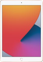 Apple iPad (2020) - 10.2 inch - WiFi - 128GB - Goud