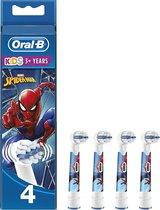 Oral-B - Kids Spiderman - 4 stuks