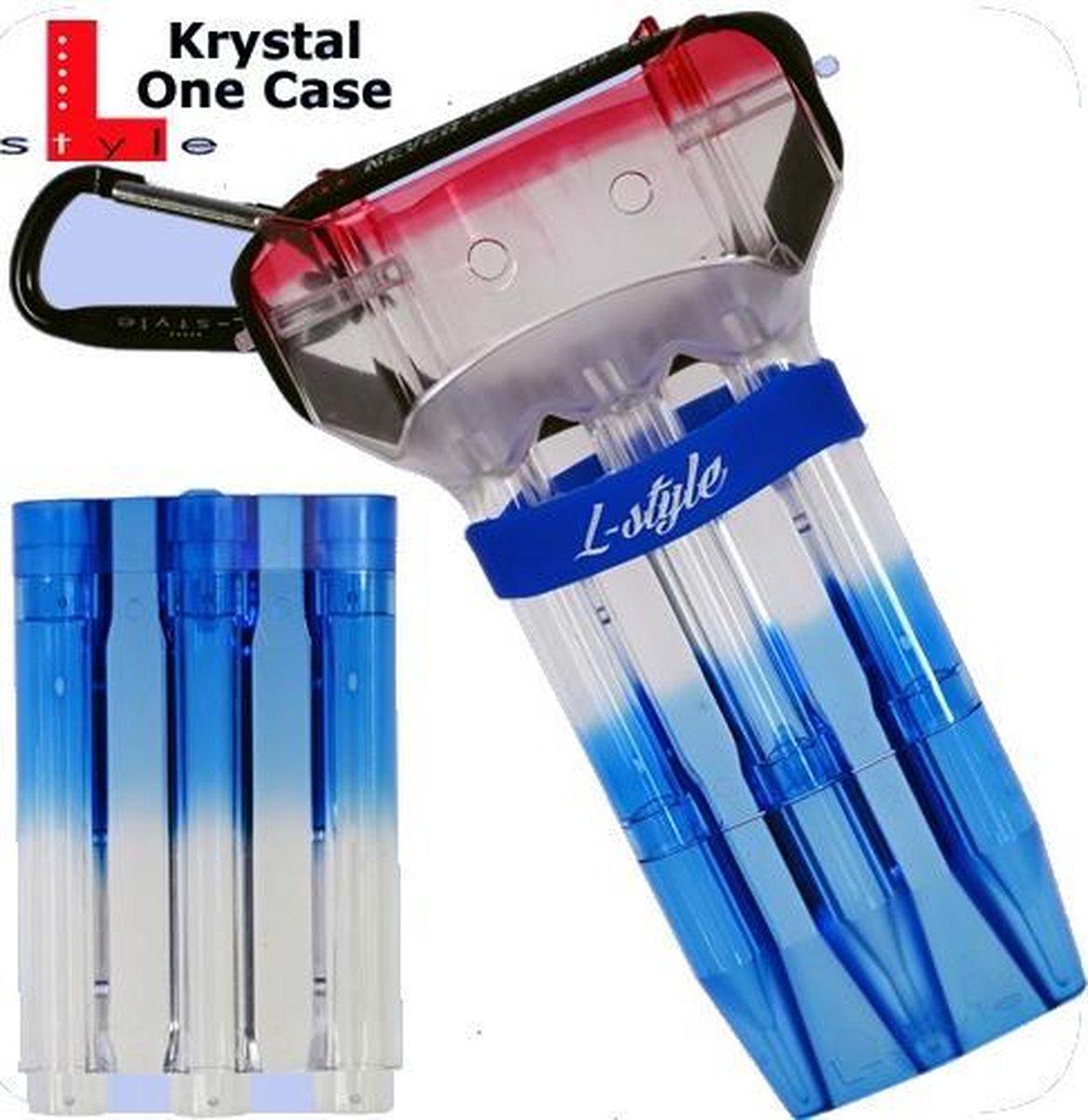 L-Style Krystal One N9 Tri Color Blue Hawaii