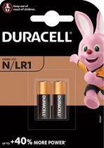 Duracell Batterij N/Mn9100 1.5V - 1 stuk