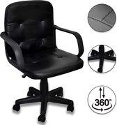 Bureaustoelen voor volwassenen Ergonomische Bureaustoel - Office Chair Ergonomisch - Comfortabel Thuiswerken