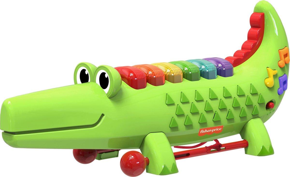 Fisher-Price Crocodile Xylophone