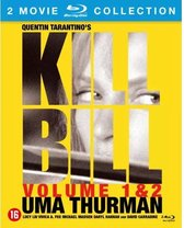 Kill Bill 1 & 2 (Blu-ray)