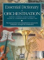 Essential Dictionary of Orchestra