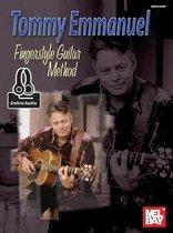 Emmanuel, Tommy Fingerstyle Guitar Method