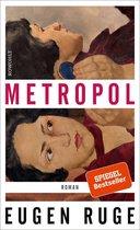 Boek cover Metropol van Eugen Ruge