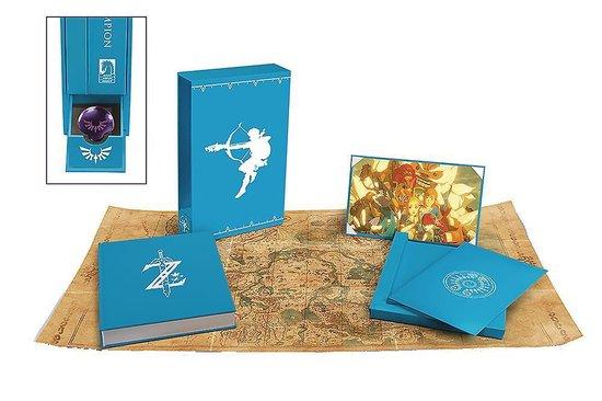 Boek cover Legend Of Zelda, The van Merkloos (Hardcover)