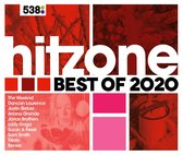 CD cover van Hitzone Best Of 2020 van Hitzone