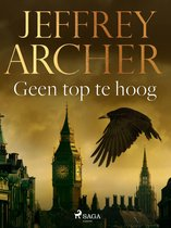Boek cover Geen top te hoog van Jeffrey Archer (Onbekend)