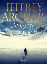 Boek cover Wegen naar roem van Jeffrey Archer