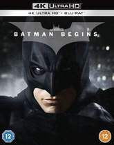 Batman Begins  [4K Ultra HD + Blu-ray]