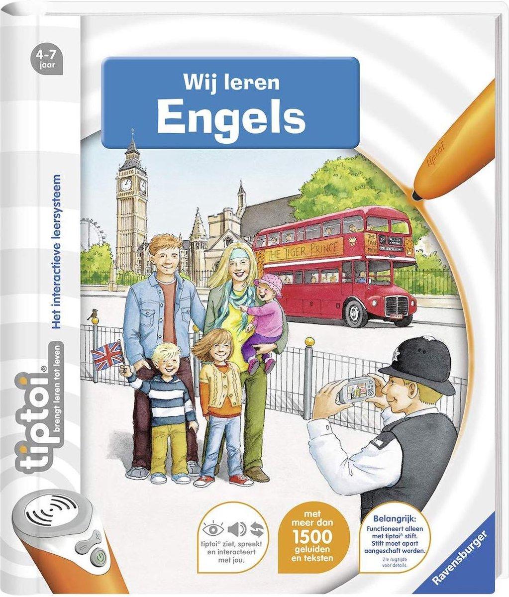 Ravensburger tiptoi® boek Wij leren Engels