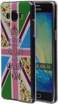 Wicked Narwal | Keizerskroon TPU Hoesje voor Samsung Galaxy On 5