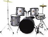 GNG BATT2SL Akoestische drum 5 drums - Zilver