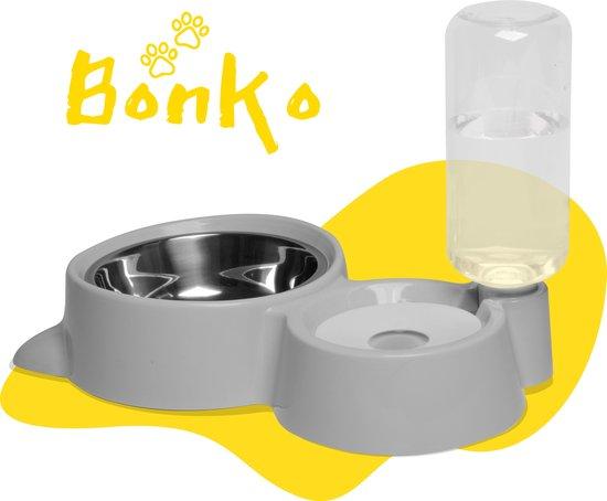 Bonko Automatische Voerbak Kat