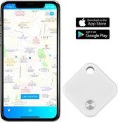 Bluetooth 4.2 Sleutelzoeker Huisdierentracker Draadloze afstandsbediening Sleutelzoeker Telefoonportefeuilles 15m Bereik Anti-verloren apparaat Gratis APP