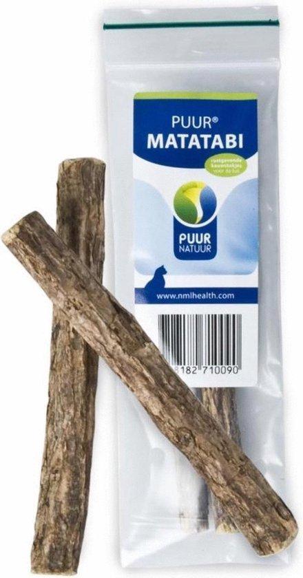 Puur Natuur Matatabi 2 stuks
