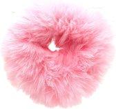 Dielay Stof Scrunchie - Roze