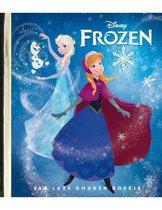 Boek cover Gouden Boekjes - Frozen van Victoria Saxon (Hardcover)