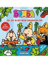 Boek cover Bumba  -   op, op, ik eet mijn groenten op! van Gert Verhulst (Hardcover)