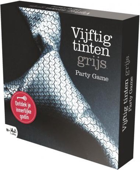 Vijftig Tinten Grijs - Party spel - Erotisch Spel