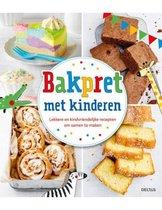 Boek cover Bakpret met kinderen van Gabriele Guetzer (Hardcover)